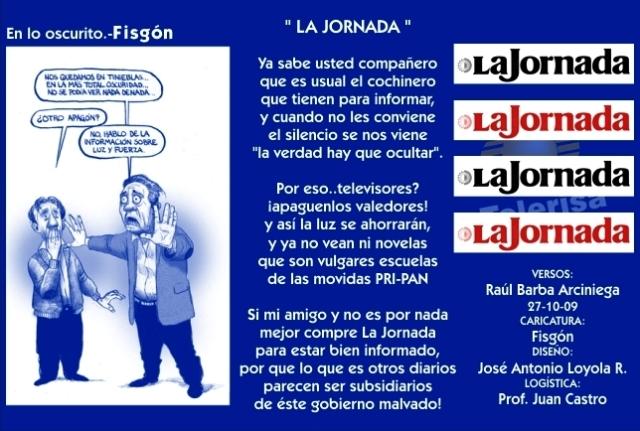 2009 10 27 La Jornada (01)