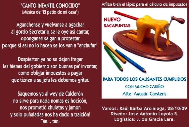 2009 10 28 Canto Infantíl Conocido (01)