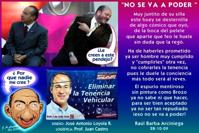 2009 10 28 No Se Va A Poder (01)
