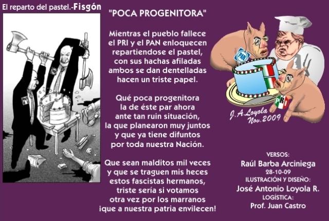 2009 10 28 Poca Progenitora (01)