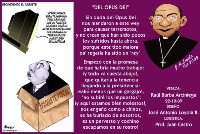 2009 10 29 Del Opus Dei (01)