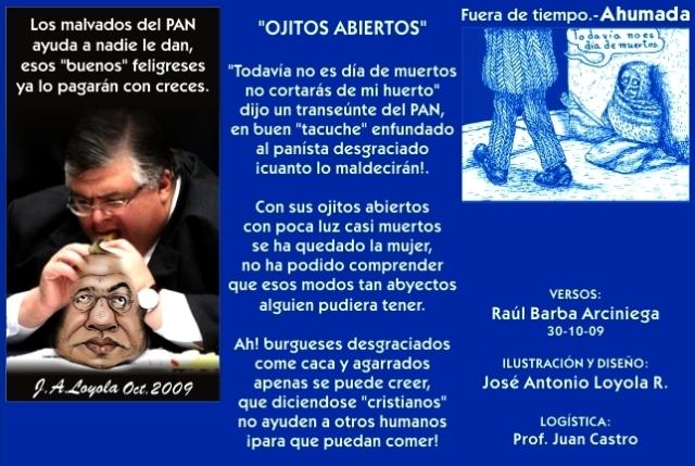 2009 10 30 Ojitos Abiertos (01)
