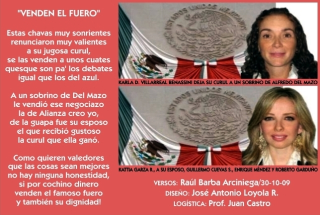 2009 10 30 Venden El Fuero (01)