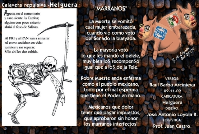 2009 11 02 Marranos (01)