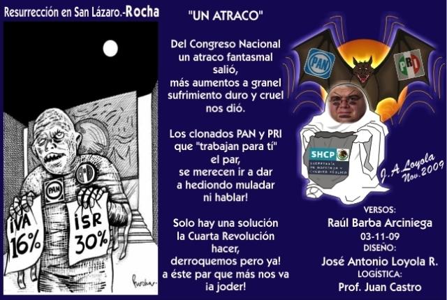 2009 11 03 Un Atraco (01)