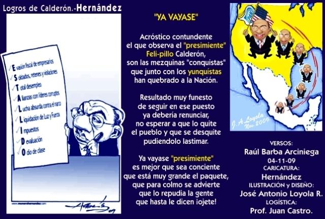 2009 11 04 Ya Váyase (01)
