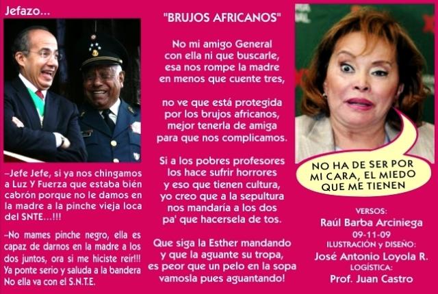 2009 11 09 Brujos Africanos (01)