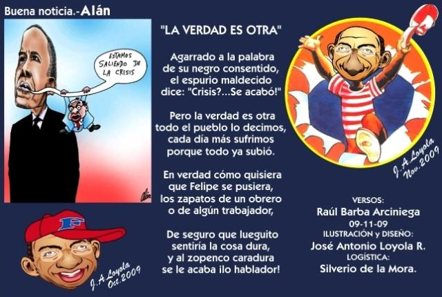 2009 11 09 La Verdad es Otra (01)