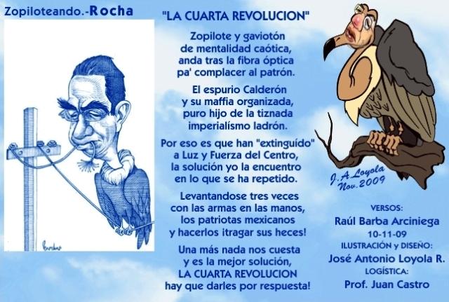 2009 11 10 La Cuarta Revolución (01)