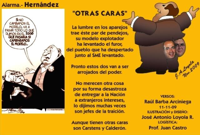 2009 11 11 Otras Caras (01)