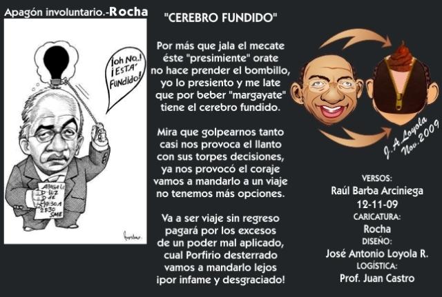 2009 11 12 Cerebro Fundido (01)