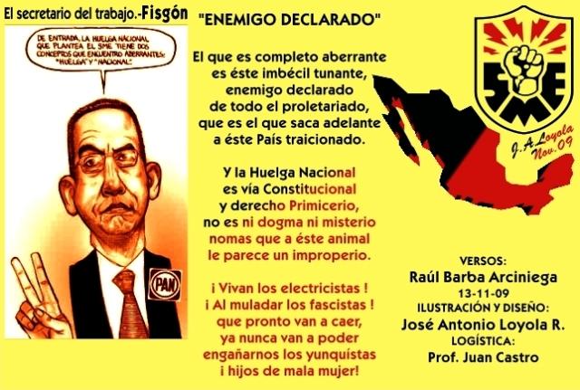 2009 11 13 Enemigo Declarado (01)