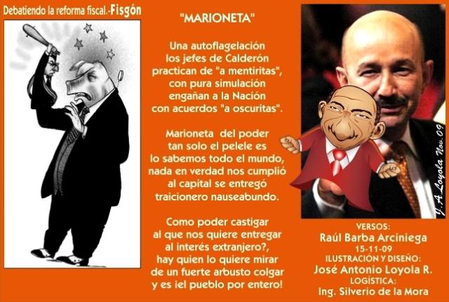 2009 11 15 Marioneta (01)