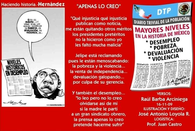 2009 11 16 Apenas Lo Creo (01)