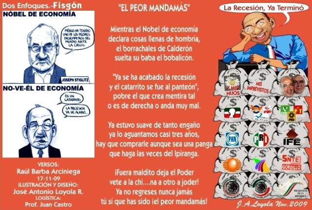 2009 11 17 El Peor Mandamás (01)