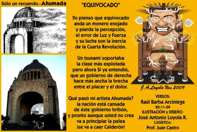 2009 11 20 Equivocado (01)