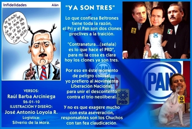 2010 01 26 Ya Son Tres (01)