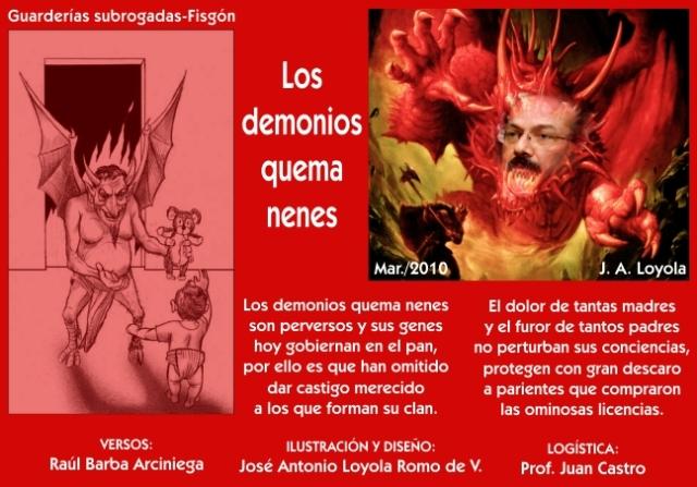 2010 03 02 Los Demonios Quema Nenes (01)