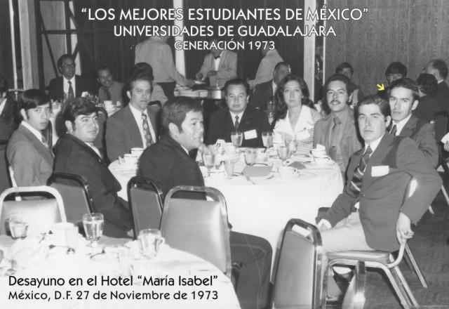 1973 11 27 Desayuno Hotel María Isabel (01)
