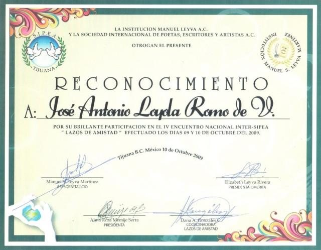 2009 10 10 Lazos de Amistad, Tijuana (01)