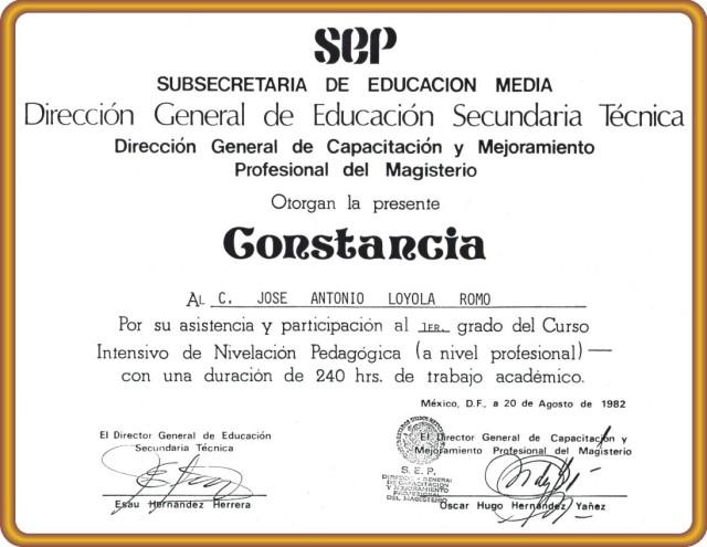 1982 08 20 Constancia N. P. 1er. Grado (01)
