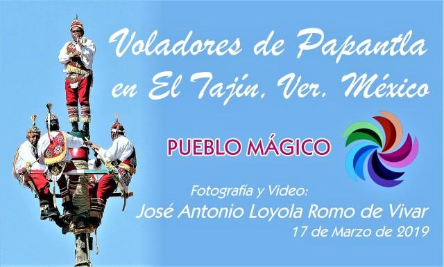 2019 03 17 en El Tajín, Ver - Voladores de Papantla (01)